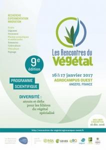 9e Edition des Rencontres du Végétal