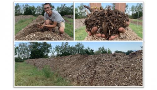 Appel à témoignage d'arboriculteurs : état des lieux des pratiques de fertilisation dont compost
