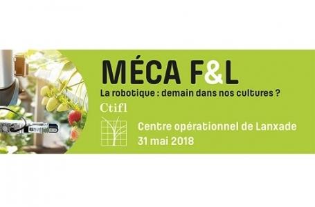 Méca Fruits & Légumes. La robotique : demain dans nos cultures ?