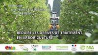 Film Réduire les dérives de traitement en arboriculture