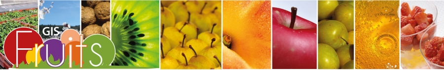 GIS Fruits
